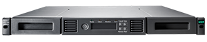 HPE StoreEver MSL 1/8 G2 Tape Autoloader