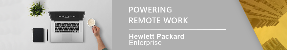 HPE Remote Work